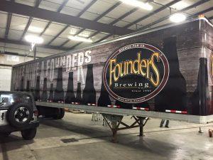 Trailer Wraps trailer wrap semi vehicle vinyl graphic 300x225